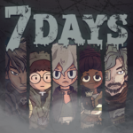 7Days Offline Mystery Puzzle Interactive Novel MOD Unlimited Money Varies with device