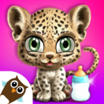 Baby Jungle Animal Hair Salon – Pet Style Makeover MOD Unlimited Money 4.0.10006