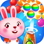Bubble Pink Bunny Animal Forest MOD Unlimited Money 1.0.6