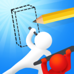 Draw Hammer – Drawing games MOD Unlimited Money 1.4.3