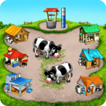 Farm Frenzy Free Time management games offline MOD Unlimited Money 1.3.6
