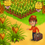 Farm Paradise – Fun farm trade game at lost island MOD Unlimited Money 2.17