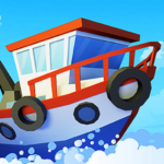 Fish idle hooked tycoon MOD Unlimited Money 2.9
