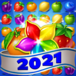 Fruits Farm Sweet Match 3 games MOD Unlimited Money 1.1.0