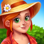 Greenvale Match Three Puzzles Farming Game MOD Unlimited Money 1.3.2