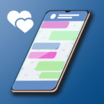 Hey Love Chris Chat Love Story MOD Unlimited Money 1.0.9