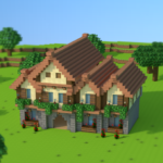 House Craft 3D – Idle Block Building Clicker MOD Unlimited Money 1.2.0