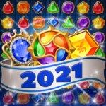 Jewels Mystery Match 3 Puzzle MOD Unlimited Money 1.2.0