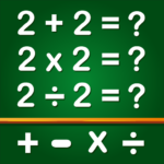 Math Games Learn Add Subtract Multiply Divide MOD Unlimited Money 9.1