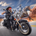 Outlaw Riders War of Bikers MOD Unlimited Money 0.2.8