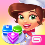 Pastry Paradise MOD Unlimited Money 1.2.3a
