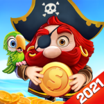Pirate Master – Be The Coin Kings MOD Unlimited Money 1.6