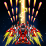 Sky Raptor Space Invaders MOD Unlimited Money 1.2.4