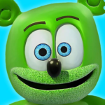 Talking Gummy Free Bear Games for kids MOD Unlimited Money 3.5.0