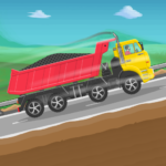 Truck Racing – Offroad hill climbing MOD Unlimited Money 1.9.11