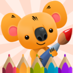 oloring Book for Kids with Koala MOD Unlimited Money 3.3