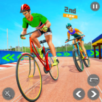BMX Bicycle Rider – PvP Race Cycle racing games MOD Unlimited Money 1.0.9