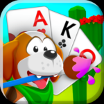 Colors and Friends – Solitaire Tripeaks MOD Unlimited Money 1.8.1b