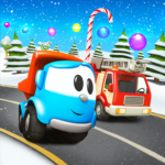 Leo the Truck 2 Jigsaw Puzzles Cars for Kids MOD Unlimited Money 1.0.12