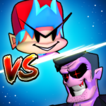 Mod for Friday night funkin Fighting MOD Unlimited Money 1