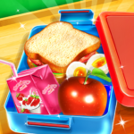 My LunchBox – School Kids Cooking Game MOD Unlimited Money 1.0.7