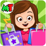 My Town Shopping Mall – Fun Shop Game for Girls MOD Unlimited Money