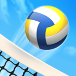 Volley Clash Free online sports game MOD Unlimited Money 1.1.0