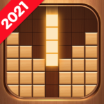 Wood Block Puzzle – Free Classic Brain Puzzle Game MOD Unlimited Money 1.4.5