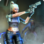 Zombie Survival Mad War Offline Shooting Game MOD Unlimited Money 1.0