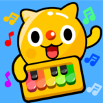 Baby Piano For Toddlers Kids Music Games MOD Unlimited Money 1.4