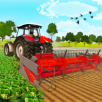Farming Tractor Driver Simulator Tractor Games MOD Unlimited Money 2.5