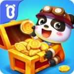 Little Pandas Treasure Adventure MOD Unlimited Money