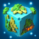 Planet of Cubes Craft Survival MOD Unlimited Money