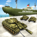 US Army Transport Tank Cruise Ship Helicopter Game MOD Unlimited Money