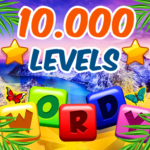 Wordy Hunt Collect Word Puzzle Game MOD Unlimited Money 1.2.4