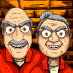 Grandpa and Granny 3 Death Hospital. Horror Game MOD Unlimited Money