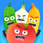 Hit Tomato 3D Knife Throwing Master MOD Unlimited Money