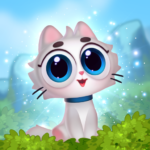 Merge Cats Land of Adventures MOD Unlimited Money