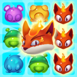 Pekoblast Master – Match 3 Pet Blast MOD Unlimited Money