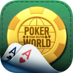 Poker World Texas holdem MOD Unlimited Money