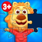 Puzzle Kids – Animals Shapes and Jigsaw Puzzles MOD Unlimited Money