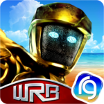 Real Steel World Robot Boxing MOD Unlimited Money
