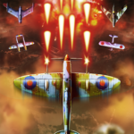 Top Fighter WWII airplane Shooter MOD Unlimited Money