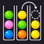 Color Ball Sort – Sorting Puzzle Game MOD Unlimited Money
