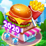 Crazy Kitchen Cooking Game MOD Unlimited Money