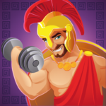Idle Antique Gym Tycoon Incremental Odyssey MOD Unlimited Money