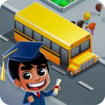Idle High School Tycoon – Management Game MOD Unlimited Money