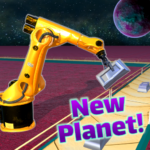 Idle Space Mining 3D MOD Unlimited Money