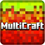 MultiCraft Pocket Edition Crafting and Miner MOD Unlimited Money