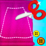 clothes tailor game MOD Unlimited Money